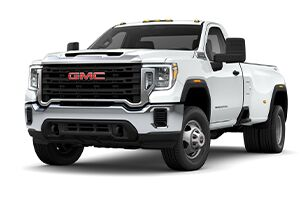2021 Sierra 3500HD 4WD Regular Cab, Long Bed Sierra Dual Rear Wheel