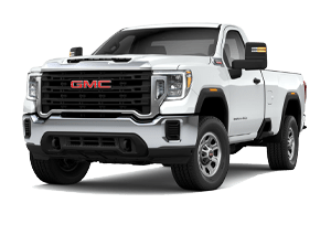 2021 Sierra 3500HD 2WD Regular Cab, Long Bed Sierra