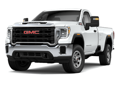 New GMC Sierra 3500HD in