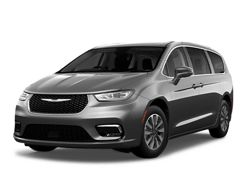 New Chrysler Pacifica Hybrid in
