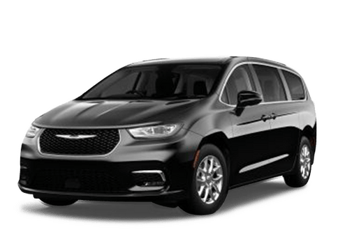 New Chrysler Pacifica in Pampa