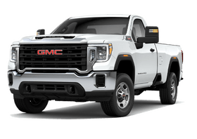 New GMC Sierra 2500HD at Marion