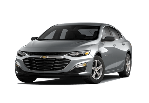 New Chevrolet Malibu in