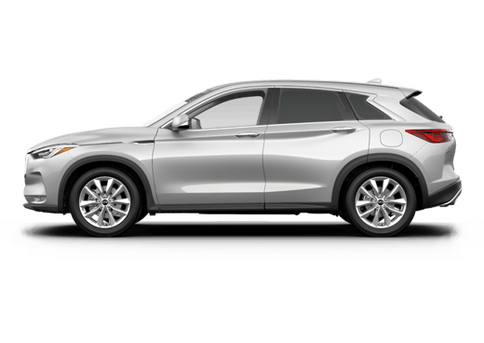 New INFINITI QX50 in