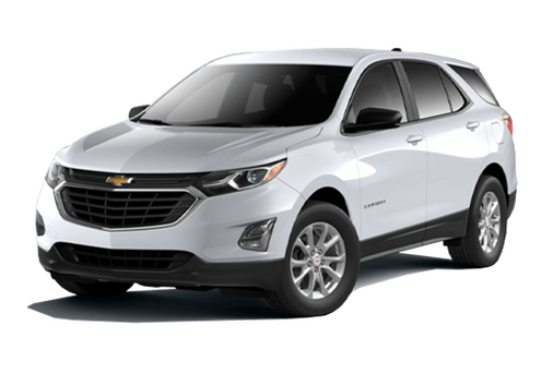 New Chevrolet Equinox in