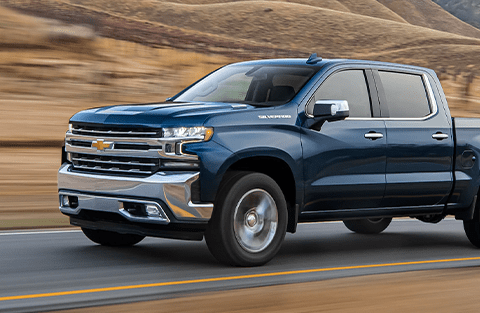 AMERICA'S MOST FUEL-EFFICIENT PICKUP