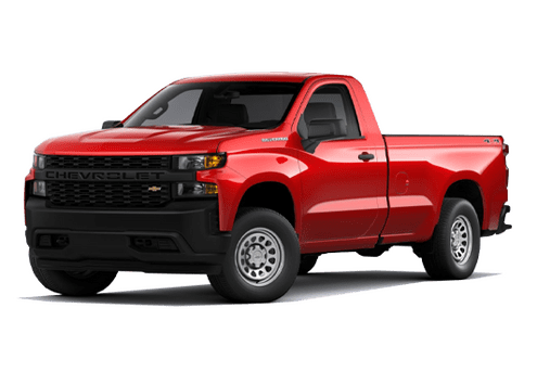 New Chevrolet Silverado 1500 in Milwaukee and Slinger