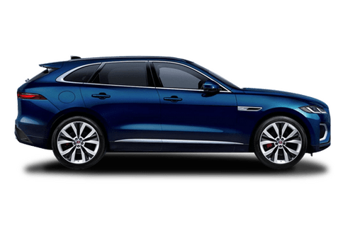 New Jaguar F-PACE in Mission
