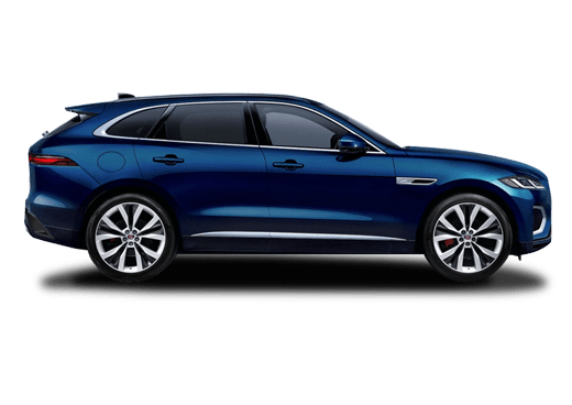 New Jaguar F-PACE near Raleigh