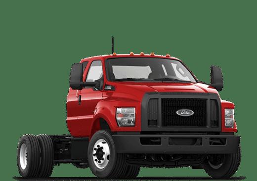 F-650 Diesel Pro Loader Reg Cab