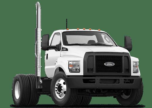 F-650 Diesel Tractor Reg Cab