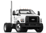 New Ford F-650 Diesel Tractor at Essex