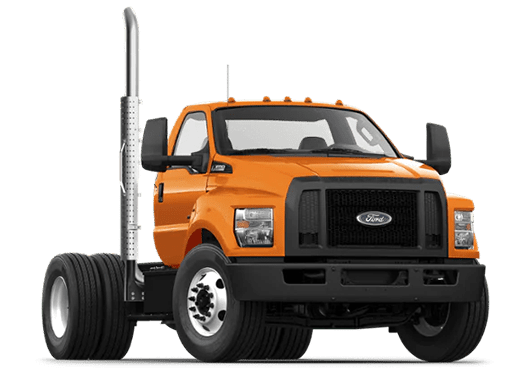 F-750 Diesel Tractor Reg Cab