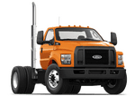New Ford F-750 Diesel Tractor at Essex