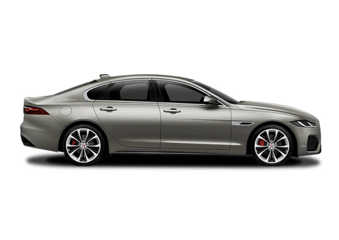 New Jaguar XF in Mission