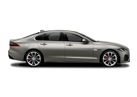 New Jaguar XF near Raleigh