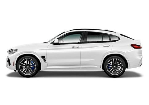 New BMW X4 M in