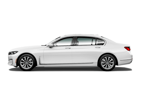 New BMW 7 Series in Miami