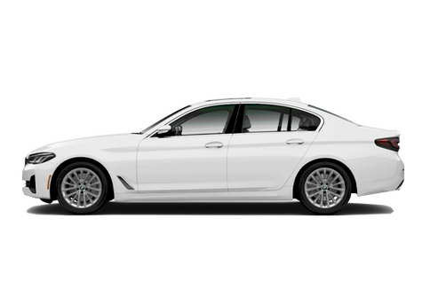 New BMW 5 Series in