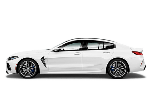 New BMW M8 in Lexington