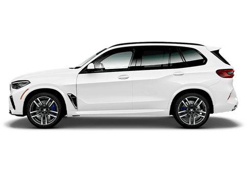 New BMW X5 M in Coconut Creek