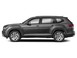 New Volkswagen Atlas at Everett