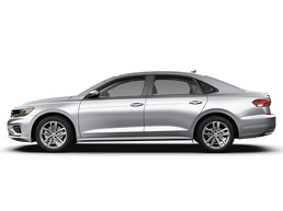 New Volkswagen Passat at Everett