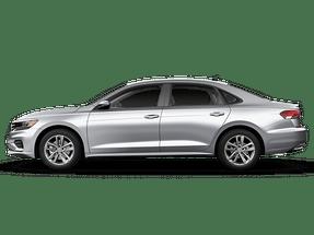 New Volkswagen Passat at Bronx