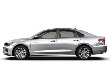 New Volkswagen Passat in Mission