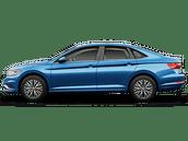 New Volkswagen Jetta at Clovis