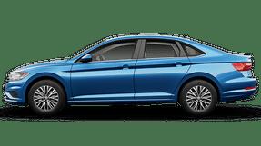 New Volkswagen Jetta at Chattanooga