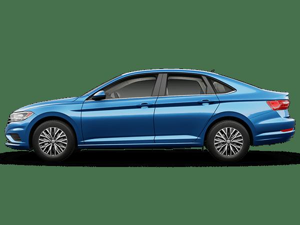 New Volkswagen Jetta near Pittsfield