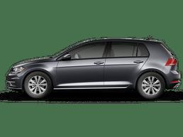 New Volkswagen Golf at Everett