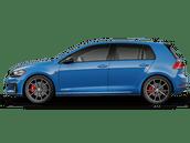 New Volkswagen Golf GTI at Clovis