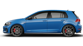 New Volkswagen Golf GTI at Chattanooga
