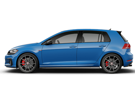 New Volkswagen Golf GTI in