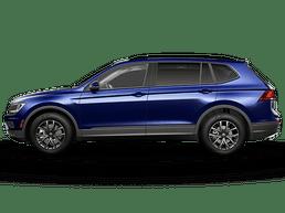 New Volkswagen Tiguan at Everett