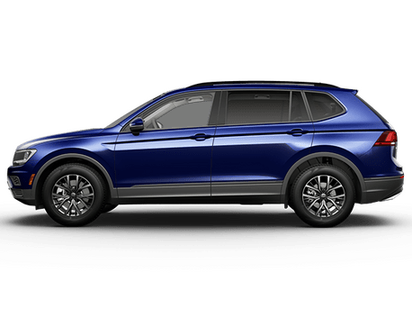 New Volkswagen Tiguan in Lincoln