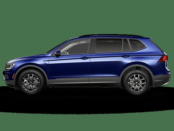 New Volkswagen Tiguan near Pittsfield