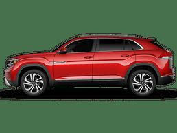 New Volkswagen Atlas Cross Sport at Everett