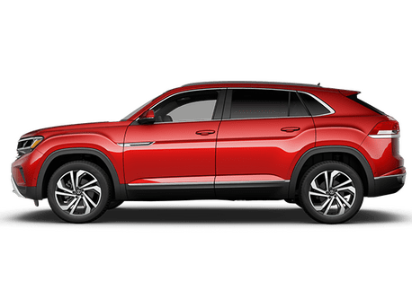 New Volkswagen Atlas Cross Sport in