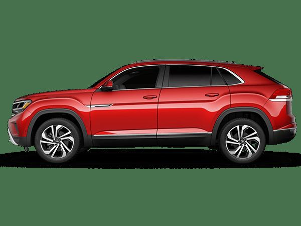 New Volkswagen Atlas Cross Sport near Pittsfield