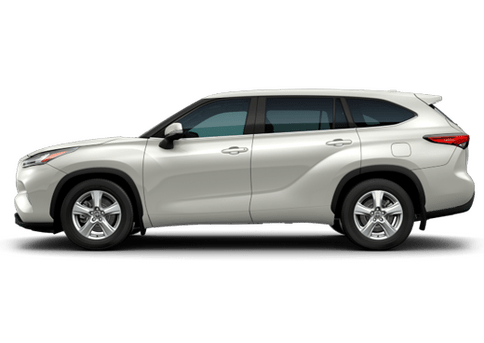 New Toyota Highlander in Martinsburg
