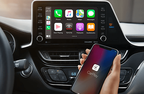 Apple CarPlay compatibility
