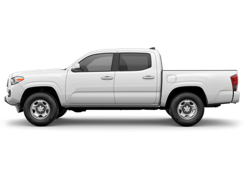 New Toyota Tacoma in