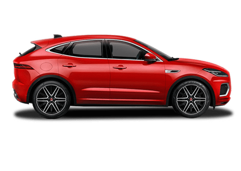 New Jaguar E-PACE in Mission