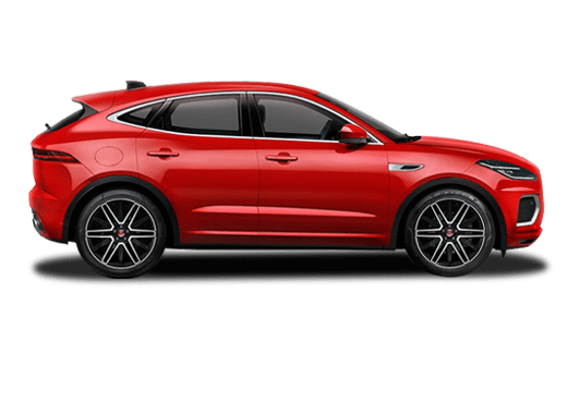 New Jaguar E-PACE near Raleigh