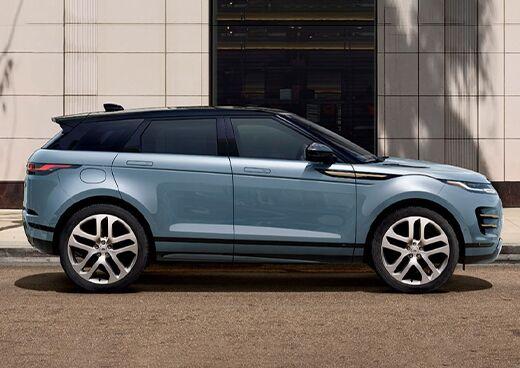 New Land Rover Range Rover Evoque near Ventura