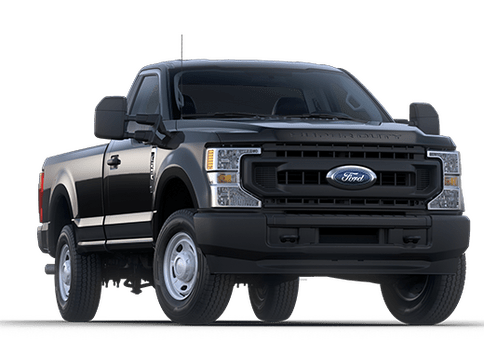 New Ford Super Duty F-250 SRW in