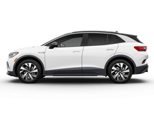 New Volkswagen ID.4 at Elgin